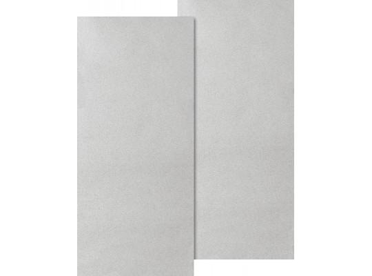 Plát voskový-17,5x8cm-stříbrný-matný