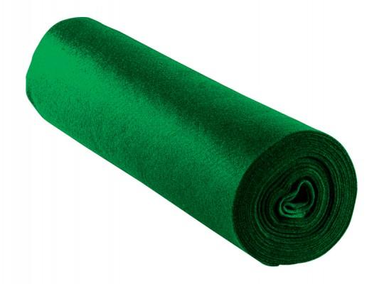Filc v roli-zelený tmavý-1mm/500x45cm