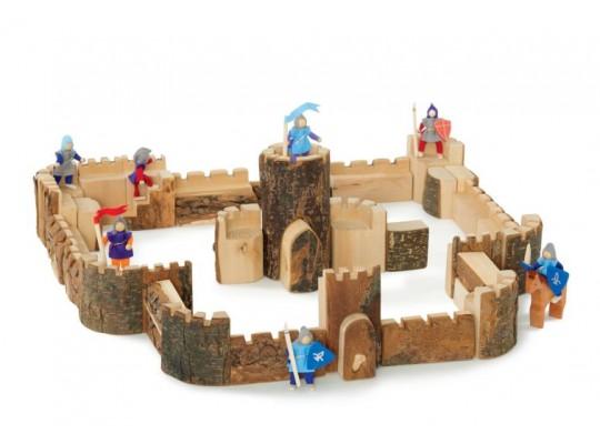 Hrad dřevěný-Camelot