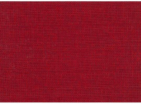 Látka potahová-polyester-š.140cm-Santa-červená