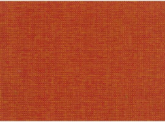 Látka potahová-polyester-š.140cm-Santa-oranžová tmavá