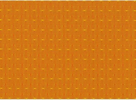Látka potahová-polyester-š.140cm-Ramon-oranžová světlá