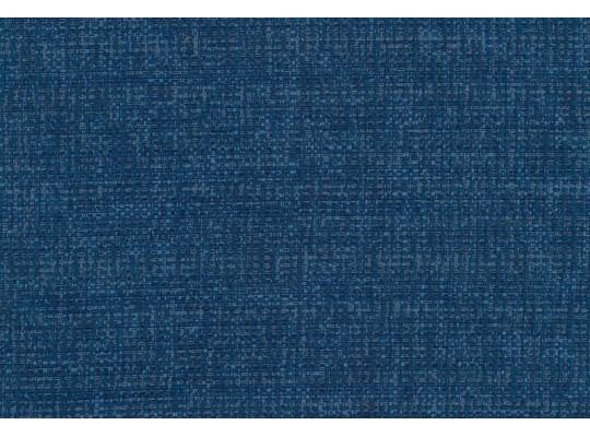 Látka potahová-polyester-š.140cm-Santa-modrá tmavá