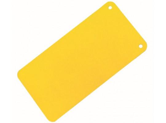 Podložka na cvičení velká-žlutá