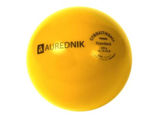 Míč gymnastický-žlutý