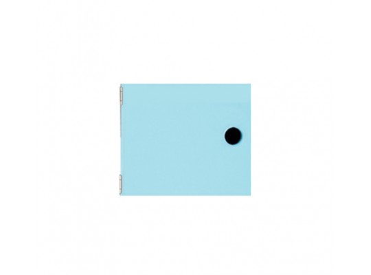 Díl šatní-dveře malé levé30-dekor bříza