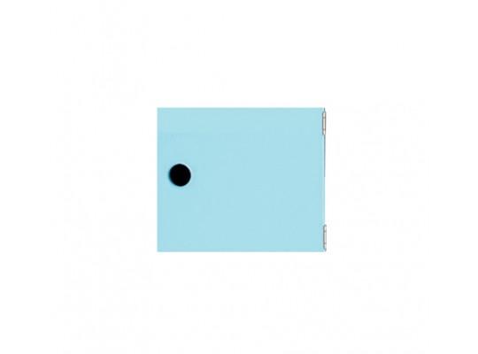 Díl šatní-dveře malé levé30-dekor buk