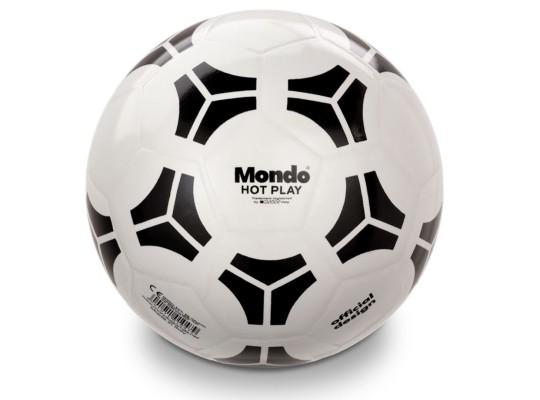 Míč fotbalový-Hot Play-bílý