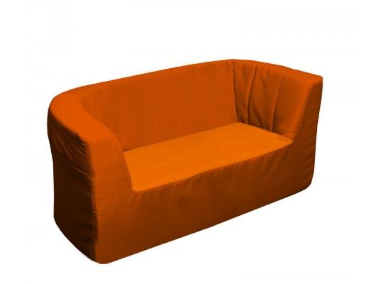 Dvojkřeslo Ramon-světle oranžová