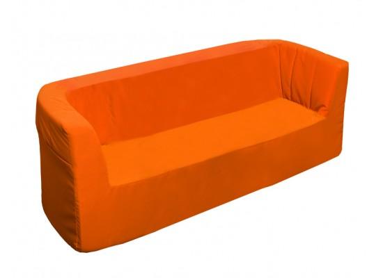Trojkřeslo Ramon-světle oranžová