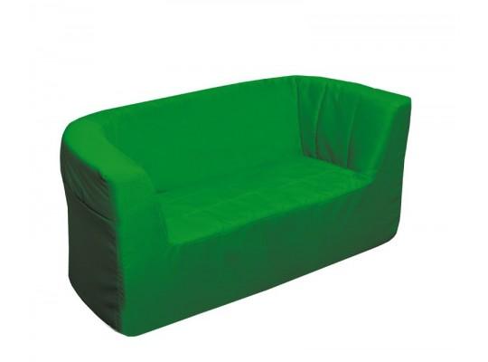 Dvojkřeslo Ramon-tmavě zelený