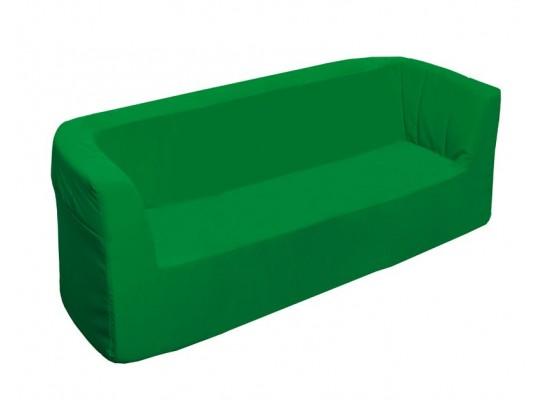 Trojkřeslo Ramon-tmavě zelený