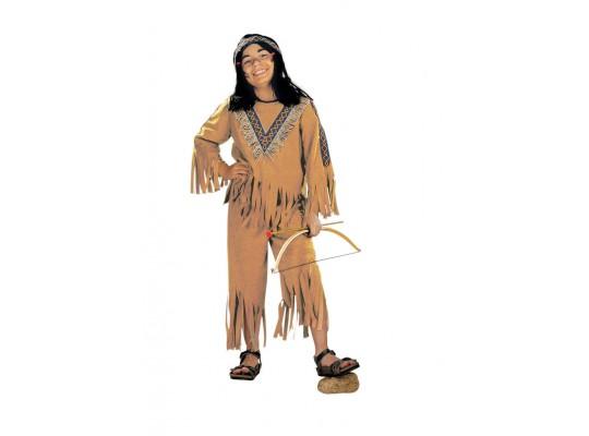 Kostým-Indián-kalhoty/triko-vel.116
