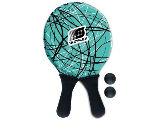 Tenis plážový-s míčky-4ks