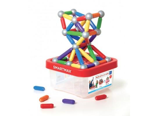 Stavebnice magnetická-SmartMax-XXL-100dílů