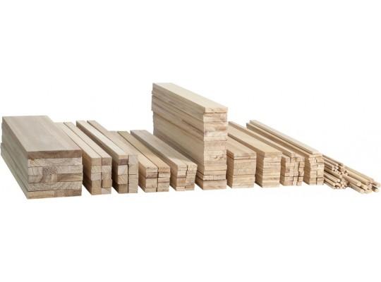 Sada dřevěná/polytechnika