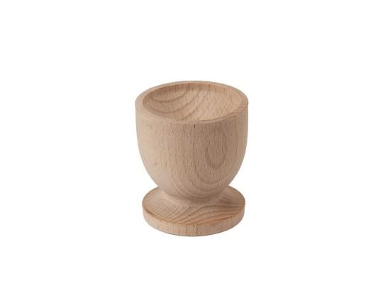 Pohár dřevěný-dekorační-přírodní-4,2x6,5cm
